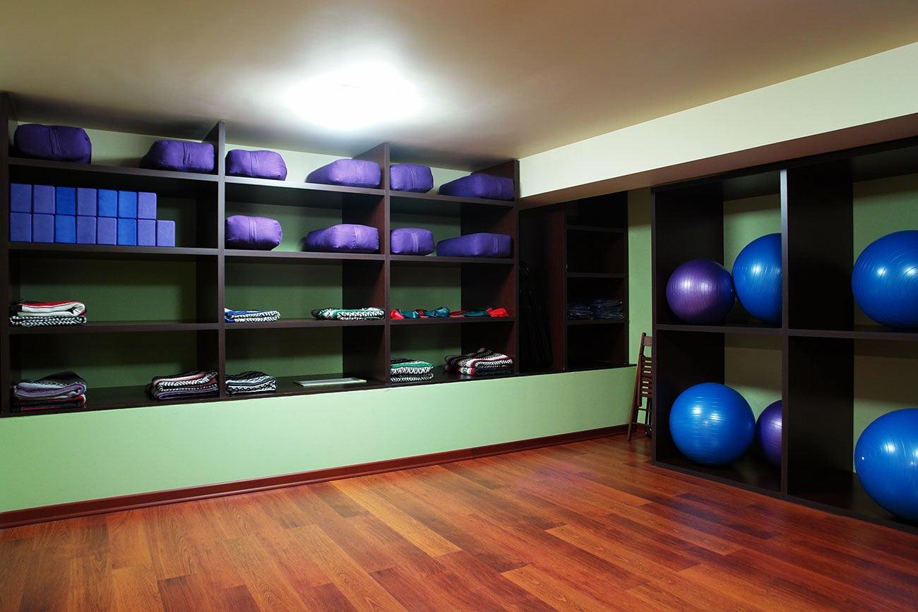 foto 2go zala dlya zanyatiy shoonch studiya Yogi Pilates SPA DIZAYN studii IMAGEMAN